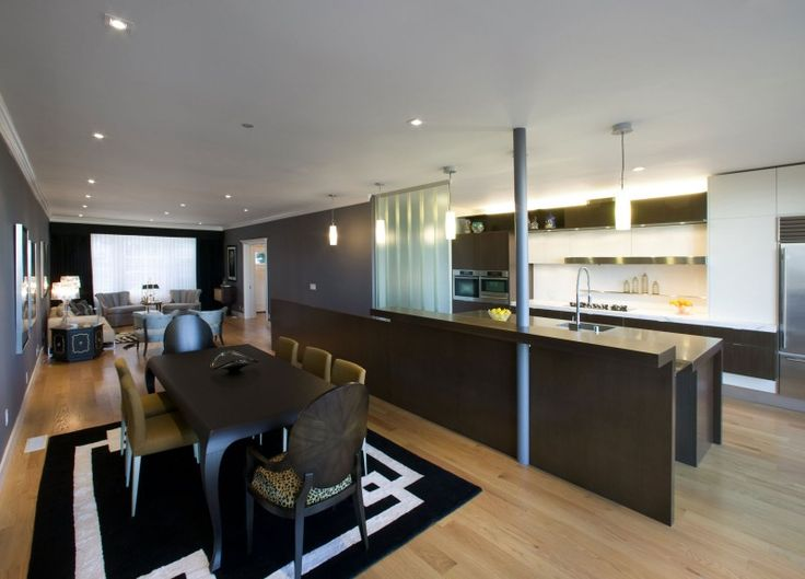 Modern Kitchen And Dining Room Design 154 best design :: kitchen and dining room images on pinterest