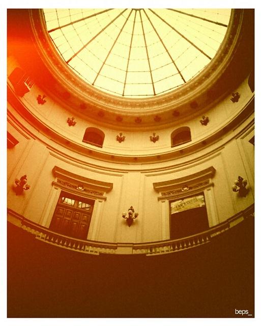 CCBB-RJ: Centro cultural Banco do Brasil