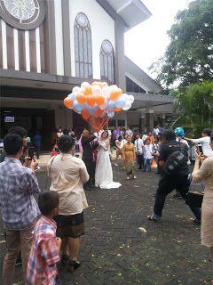 PUSAT BALON GAS: Jual Balon Gas Pelepasan Jakarta Utara 08170184883