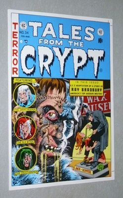 Tales from the Crypt, Vol. 1: Issues   (The EC Archives ...