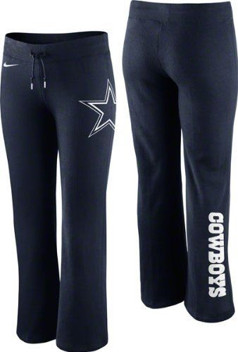 Dallas Cowboys Women's Navy Nike Tailgater Fleece Sweatpant by Nike, http://www.amazon.com/dp/B008NMDJEG/ref=cm_sw_r_pi_dp_UDevqb1BZETGD
