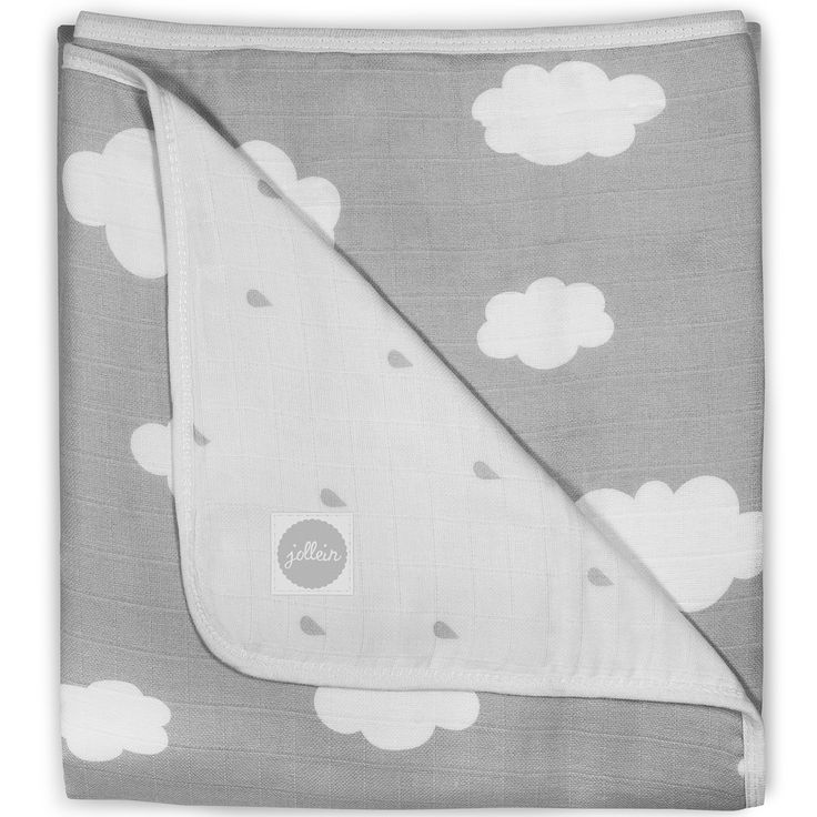 Cette couverture de la marque Jollein est confectionnée en mousseline de coton biologique. Une couverture ultra douce et moelleuse à utiliser aussi bien dans le lit, sur le canapé, qu'en promenade en poussette.