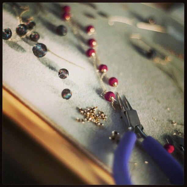 Crafting Dorus Mhor jewels