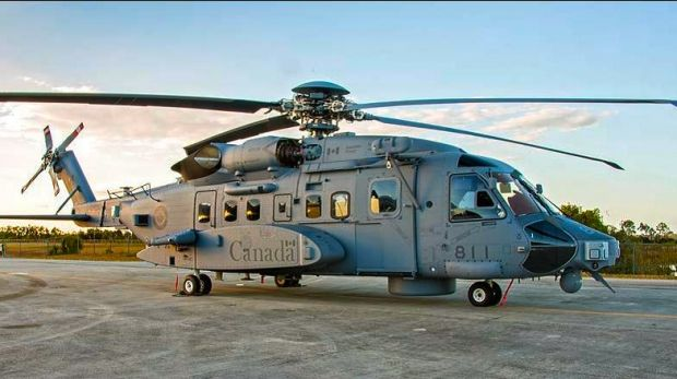 """Canadian Govt confirmed to continue deliveries of the much troubled, overdue & over estimate Sikorsky CH-148 """"Cyclone"""".RCAF pilots began training on the """"Cyclone"""" in August 2013."""