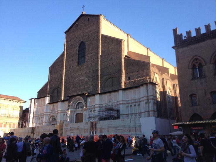 Bologna- San Petronio Basilica