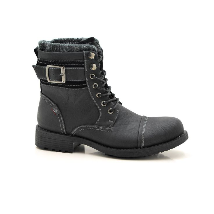 BOTAS HOMBRE BRUCE - Zapatos Online - TINO GONZÁLEZ ®