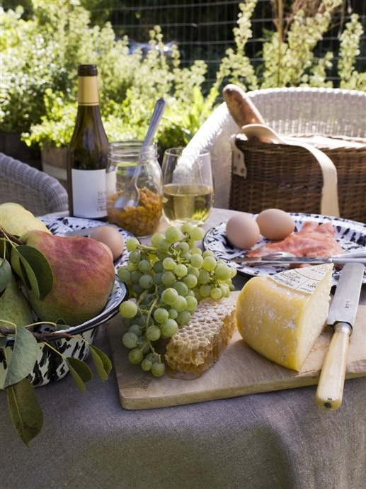 The Farmhouse Inn – Forestville, CA - 2012 winner. An afternoon picnic can be prepared by request, including apples from their orchard and eggs from their farm