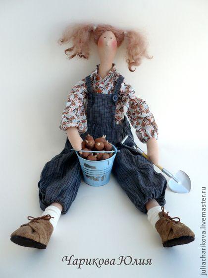 Куклы Тильды ручной работы. Ярмарка Мастеров - ручная работа Бохо. Апрель 2. Handmade.