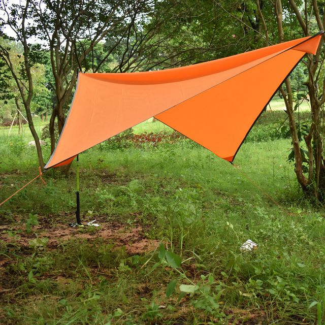 Aricxi Single Person Multifunction Hiking Shelter Pergola Canopy1 2 Persons Carpet Outdoor Awni Wilderness Survival Shelter Outdoor Awnings Wilderness Survival
