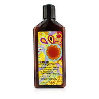 ❤️❤️❤️this stuff!!! Amika Hair Care Triple RX Shampoo (For Dry Damaged Hair)