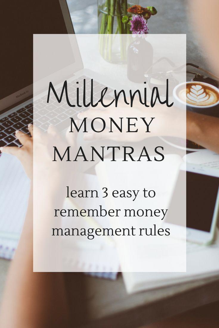 3 Millennial Money Mantras • The Happy Life Formula