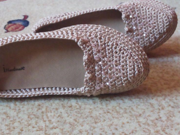 Wedges shoes, platform shoes, cork shoes, crochet shoes, elvihandmade,Handmade women shoes, beige crochet shoes, handmade shoes by elvihandmade on Etsy