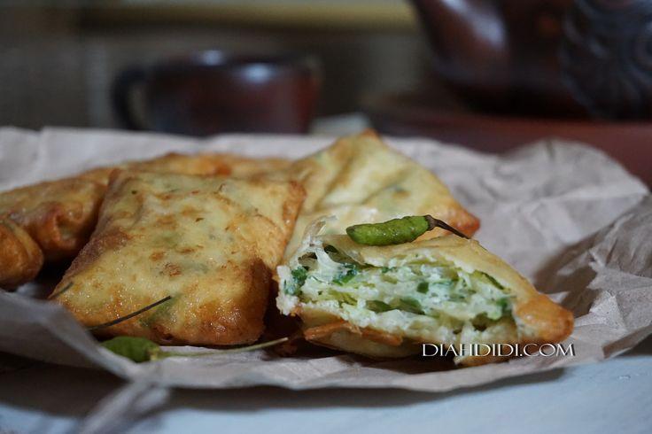 Diah Didi's Kitchen: Martabak Mini Isi Sayuran