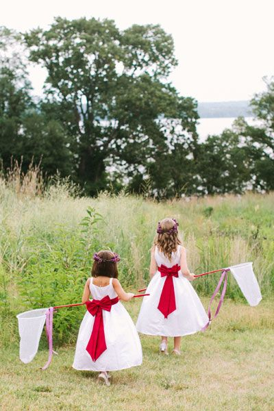 152 best Wedding flower girl images on Pinterest Marriage