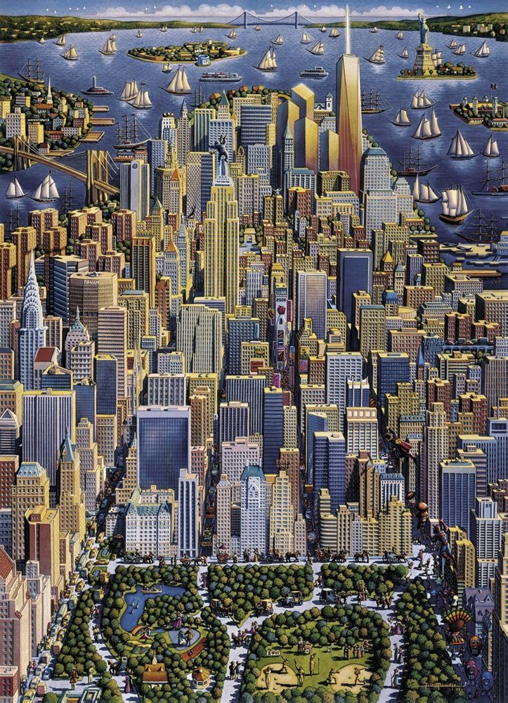 """""""New York"""" 