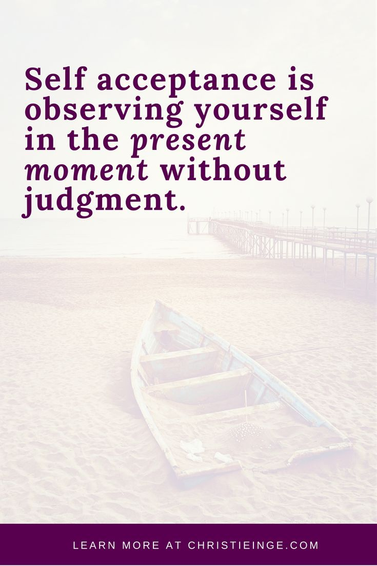 Quotes About Self Acceptance Self Acceptance Quotes Self Acceptance