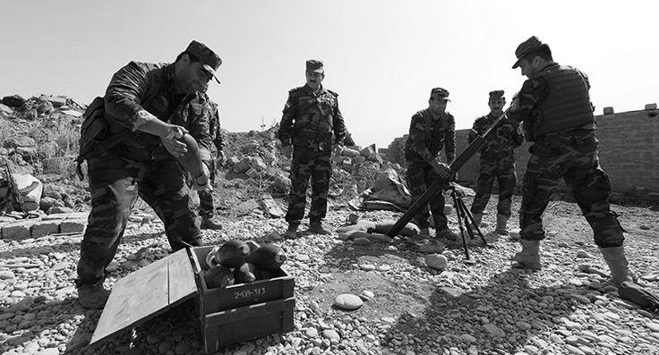 ABD Musul'daki IŞİD hedeflerini vurmaya başladı: 'Türk ordusu yer almıyor'