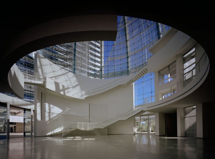 San Jose City Hall | California | Richard Meier & Partners Architects
