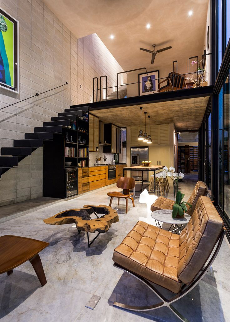 88 best Interior  Mezzanine * Split Level images on Pinterest
