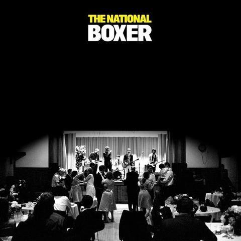 National, The Boxer Vinyl LP