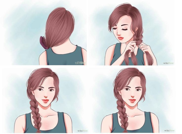 10 simple and fast hairstyle tutorials for everyday life – Everyday Hairdres