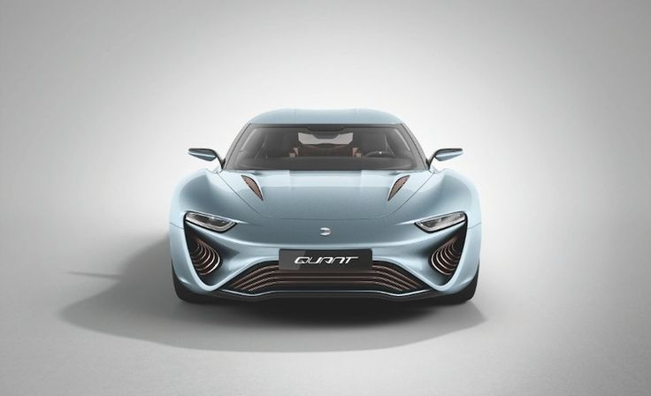 QUANT e-sportlimousine is the first car running exclusively on salt water.  http://www.archipanic.com/running-on-salt-water/