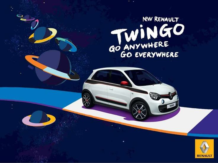 Renault Twingo: Go anywhere, go everywhere, 10