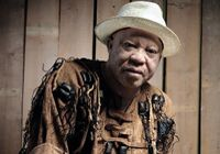 """SALIF KEITA: an afro-pop singer-songwriter from Mali known as the """"Golden Voice of Africa"""". He has albinism and is a direct descendant of the founder of the Mali Empire, Sundiata Keita."""