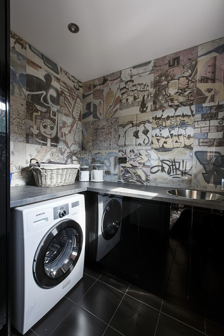 laundry tiles from Beaumont Tiles