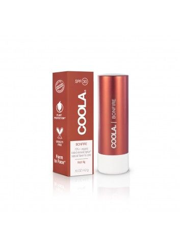 COOLA Mineral Liplux with SPF 30 adds a hint of natural color while nourishing deeply for soft, smooth lips. Organic Cupuacu Butter and Mongongo Oil offers incredible creaminess to boost moisture and plump the appearance of aging, thinning skin. Spf Lip Balm, Tinted Lip Balm, Lip Tint, Organic Coconut Oil, Natural Oils, Natural Beauty, Shea Butter, The Balm, Lip Balm