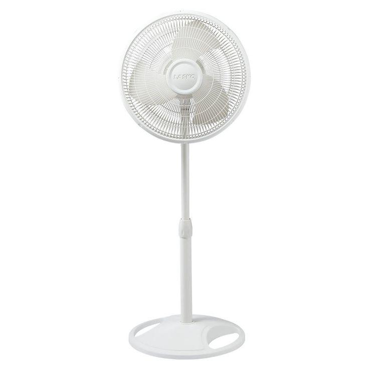 Lasko 16 in. Oscillating Floor Standing Fan - 2520