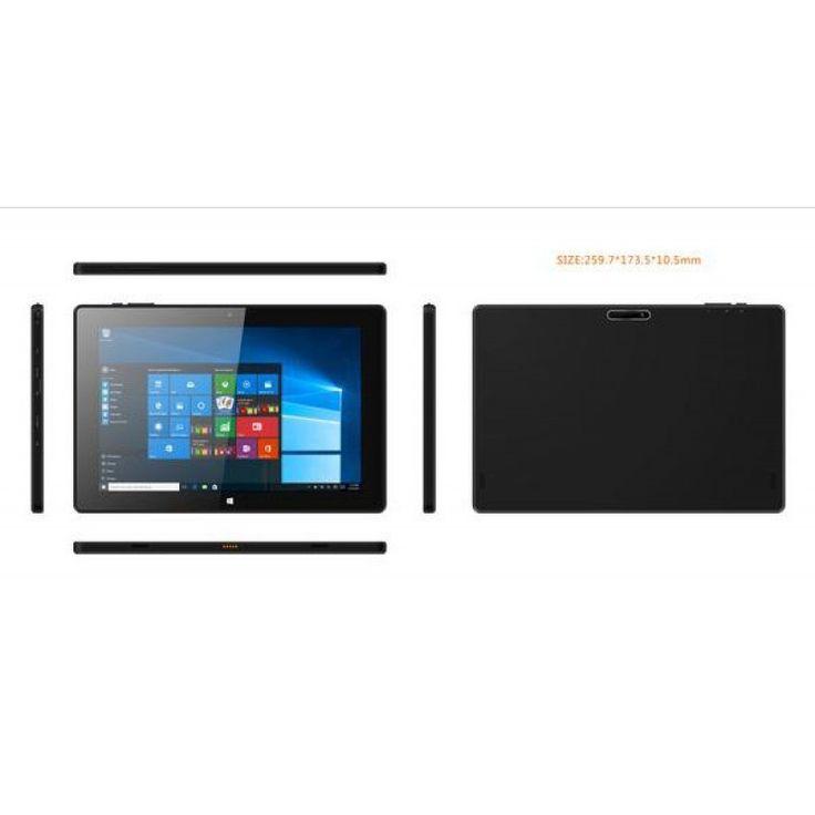 "Proline H1021-W10H 10.1"" 2-in-1 Windows 10 Tablet"