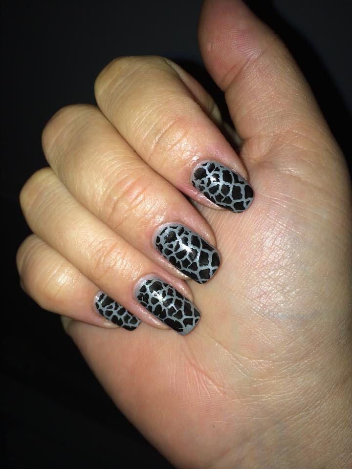 Nail art Isadora