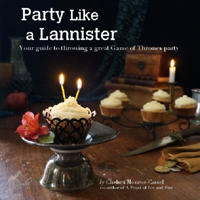 Game of thrones party planning guide game of thrones for Game of thrones birthday party