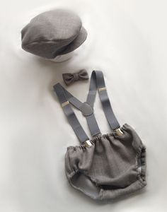 This adorable 4 piece vintage paperboy outfit including handmade hat are adorable for you next photo shoot or upcoming birthday party. I hope