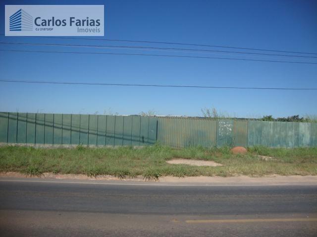 Terreno para Venda - RA XVI Lago Sul / DF no bairro AVENIDA DO SOL JARDIM BOTANICO PROXIMO OURO VERMELHO I