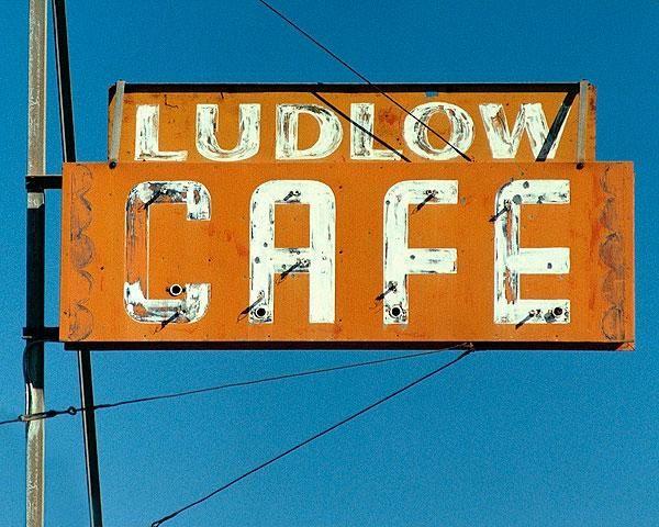 Cafe v ludlow