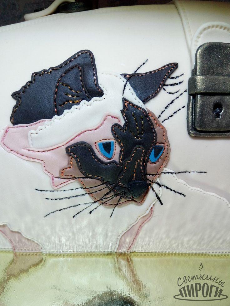 My cake BAG Cat
