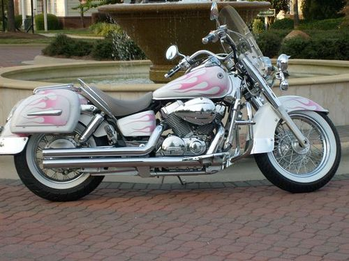 Honda Shadow 750 - who wants to buy me one? Please and thank you!