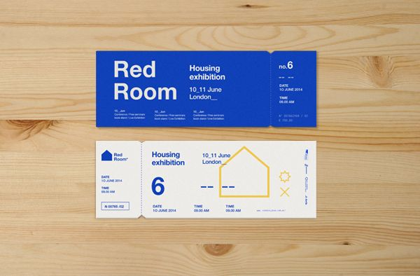 Red Room by Clara Fernández, via Behance
