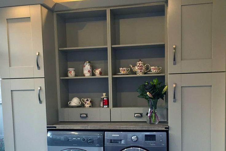 An Innova Malton Painted Dakar Kitchen - http://www.diy-kitchens.com/kitchens/malton-painted-dakar/details/