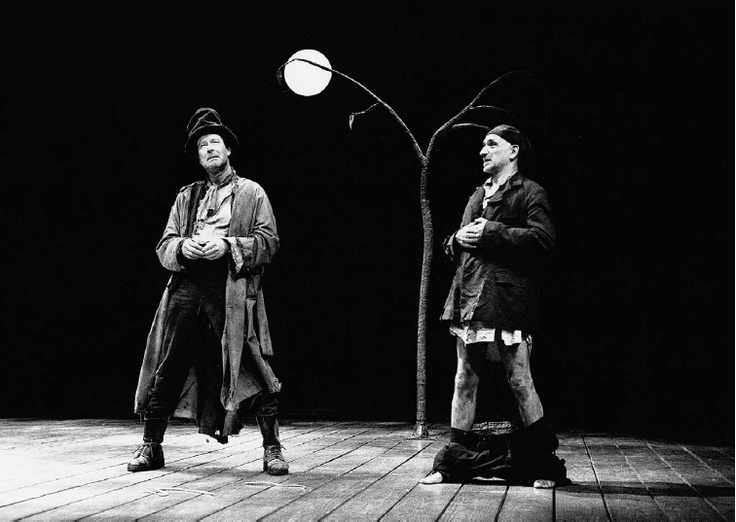 an essay on realism in waiting for godot by samuel beckett Essay of samuel becketts waiting for godot english literature essay  symbolism is the waiting for godot by samuel beckett,  more realistic and.