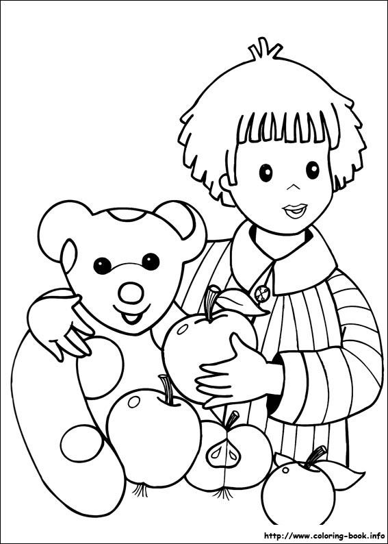 Goodnight Kids coloring page • Mature Colors