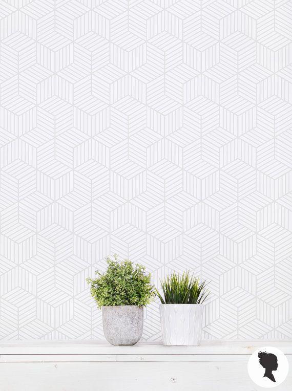 Best 25 modern wallpaper ideas only on pinterest for Modern vinyl wallpaper