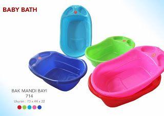 Selatan Jaya distributor barang plastik Surabaya: bak mandi bayi plastik kode 714 merk Gajah plastik...