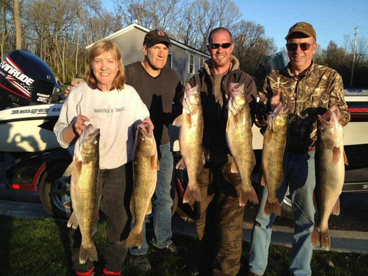 Lake erie is truly a sport fisherman 39 s dream fishermen for Lake erie ice fishing