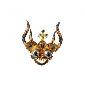 mascaras de la tirana - chile