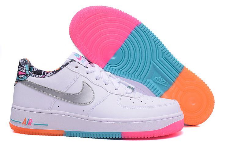 Nike Air Force 1 Low 07 Carbon Green EU Kicks Shoes