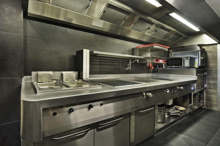 Ontzettend gave rosvalbest keuken gefotografeerd keuken horeca chefkok fotografie jaro - Open keukeninrichting ...