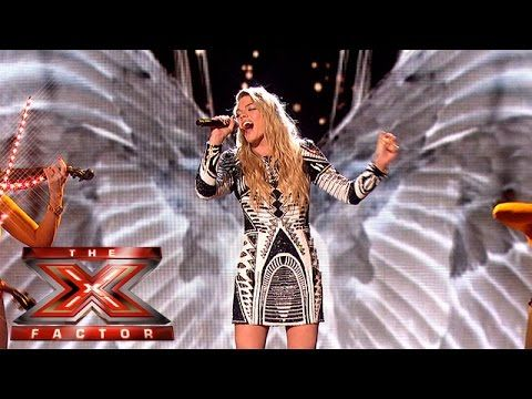 Louisa Johnson sings The Power Of Love for your votes | Semi-Final | The X Factor 2015 - YouTube